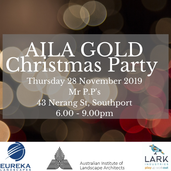 QLD 2019 AILA Gold Coast Christmas Party