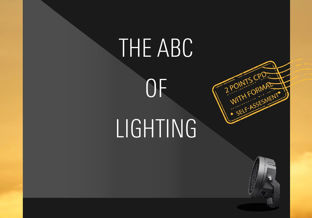 THE ABC OF LIGHTING WEBINAR