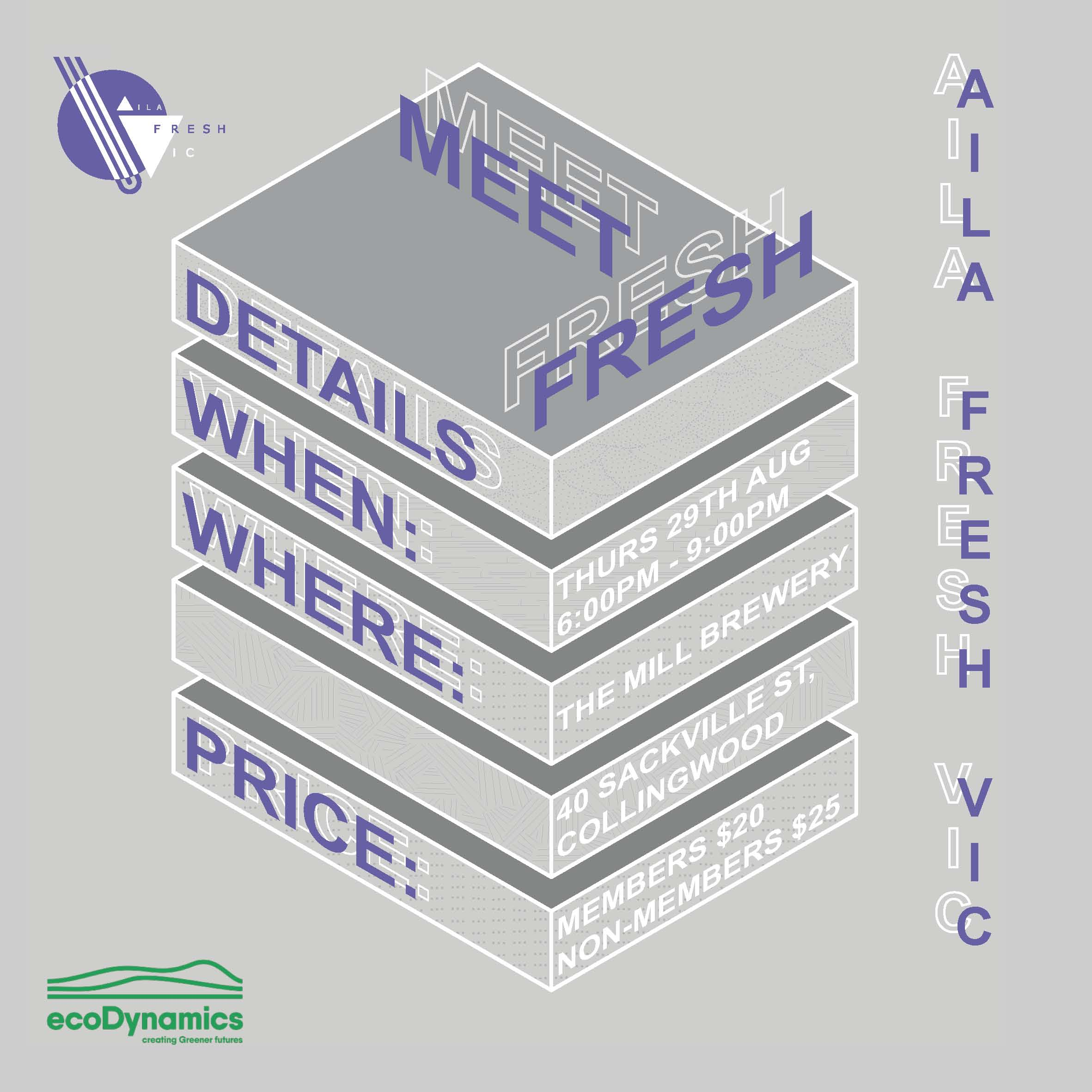 VIC AILA FRESH Meet 2019 - SOLD OUT