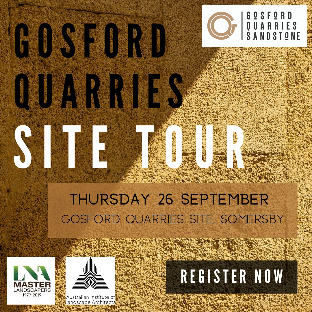 NSW Gosford Quarries Site Tour