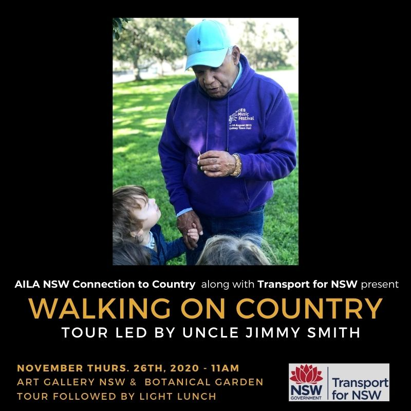 NSW - Walking On Country - Tour (second Event) SOLD OUT