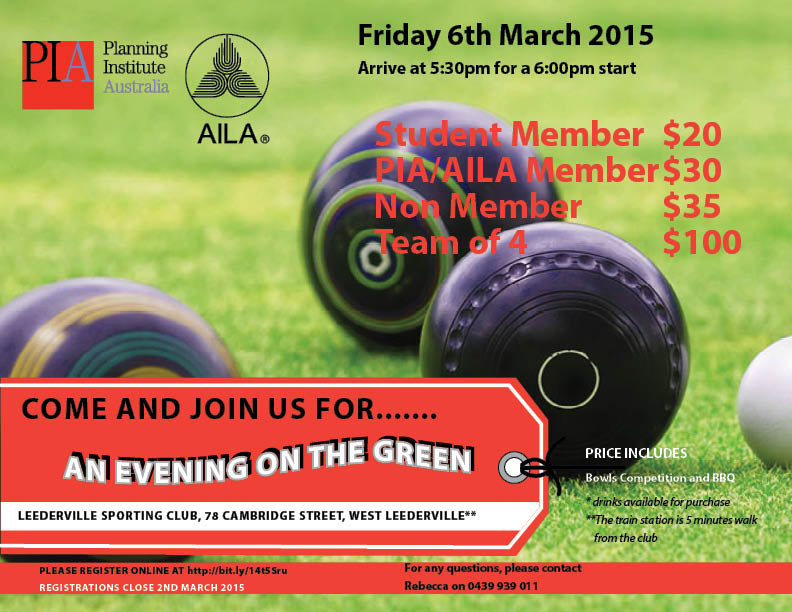 WA Network: An Evening On the Green - SOLD OUT