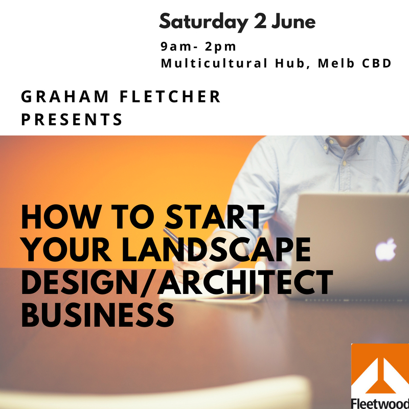 VIC How to Start Your Own Landscape Architect Business