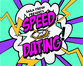 SA SAILA Fresh Speed Dating