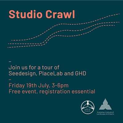 WA wAILA Fresh Studio Crawl