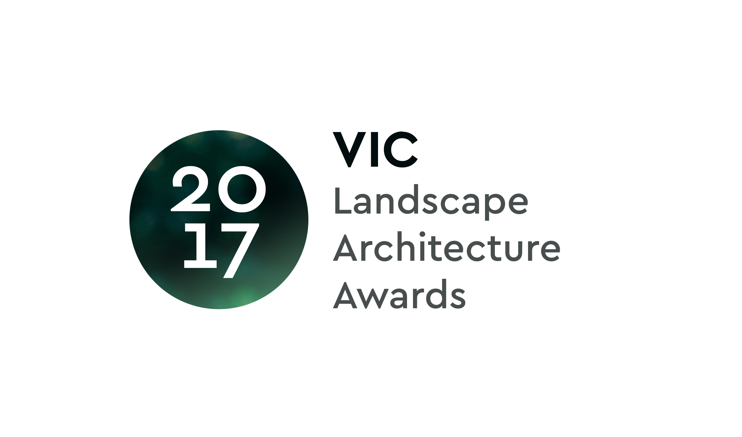 VIC 2017 Landscape Architecture Awards